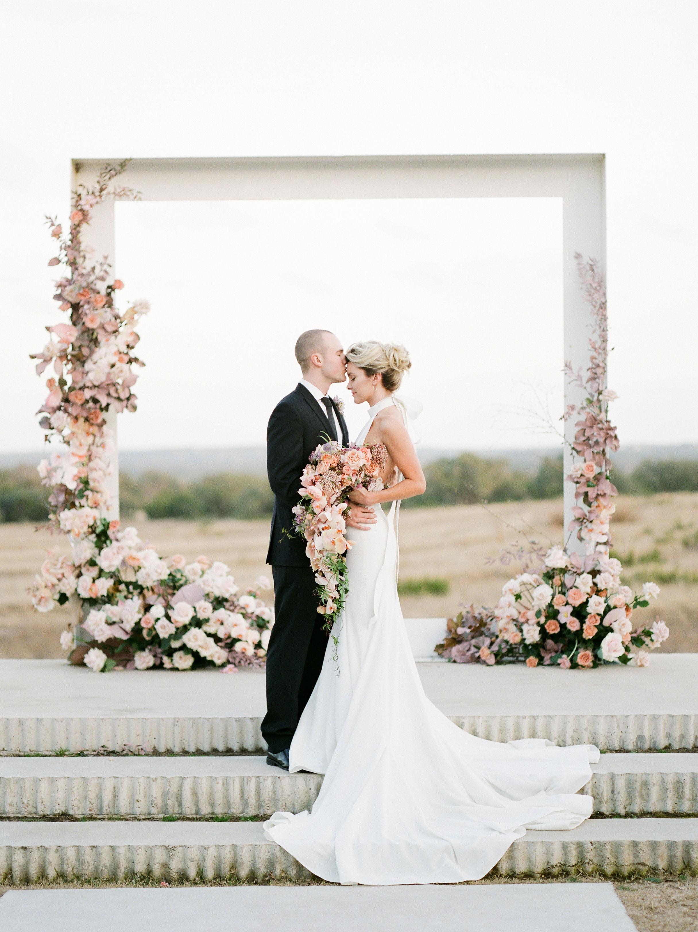 Creative Wedding Ceremony Backdrops