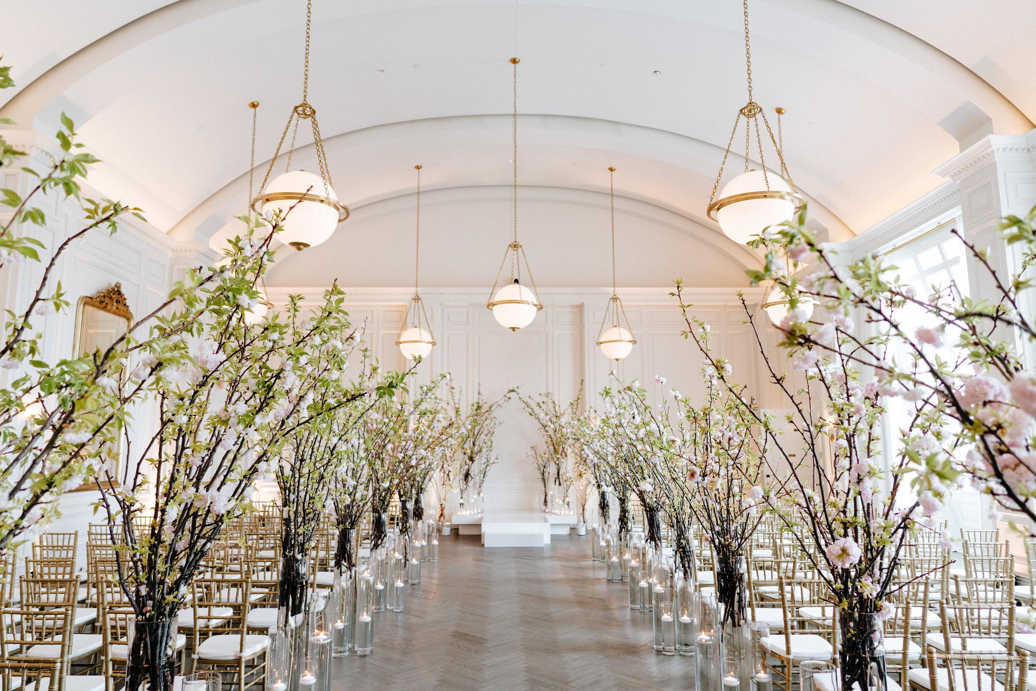 Creative Wedding Ceremony Backdrop Ideas