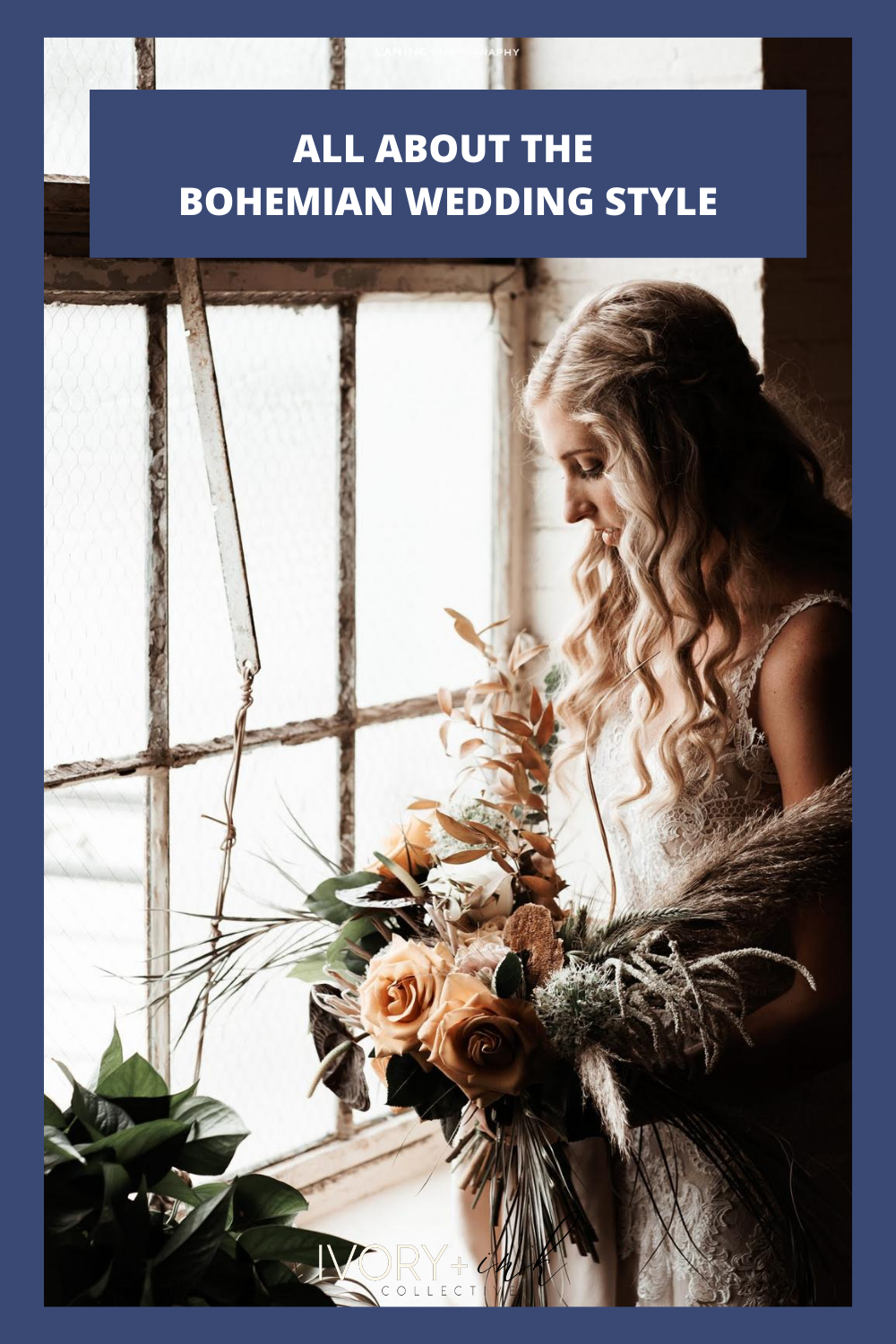 All About the Bohemian Wedding Style