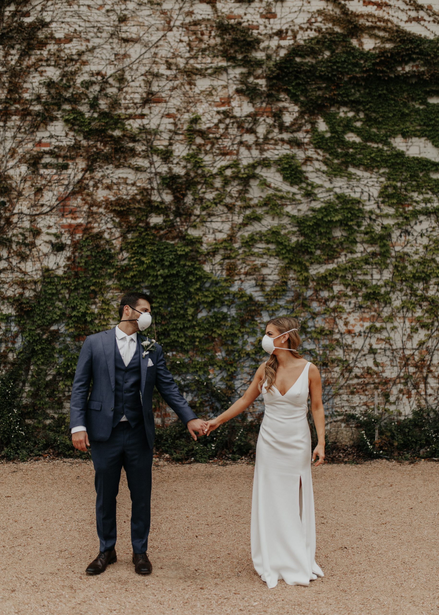 Incorporating Face Masks Into Your Wedding