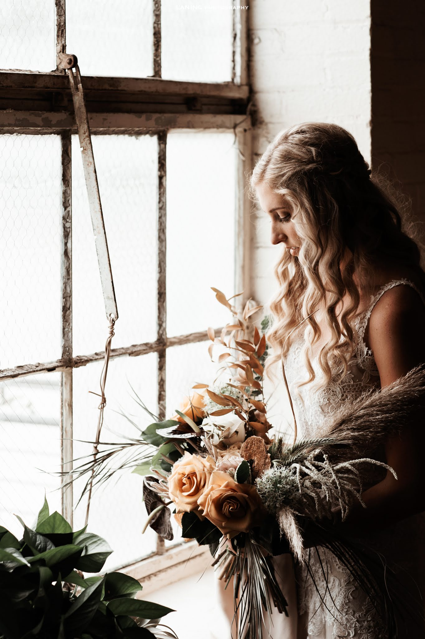 The Bohemian Wedding Style