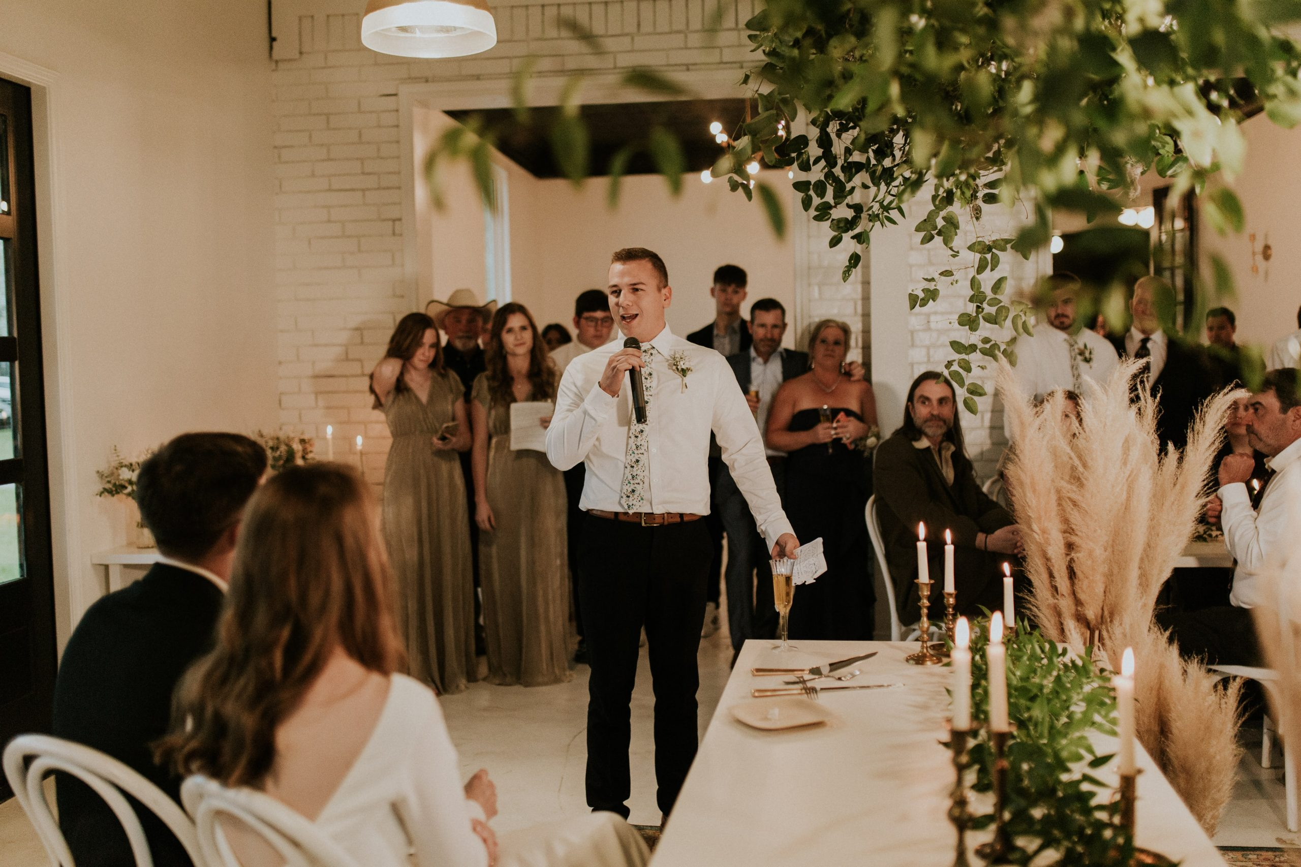 7 TIPS FOR GIVING THE BEST WEDDING TOAST EVER