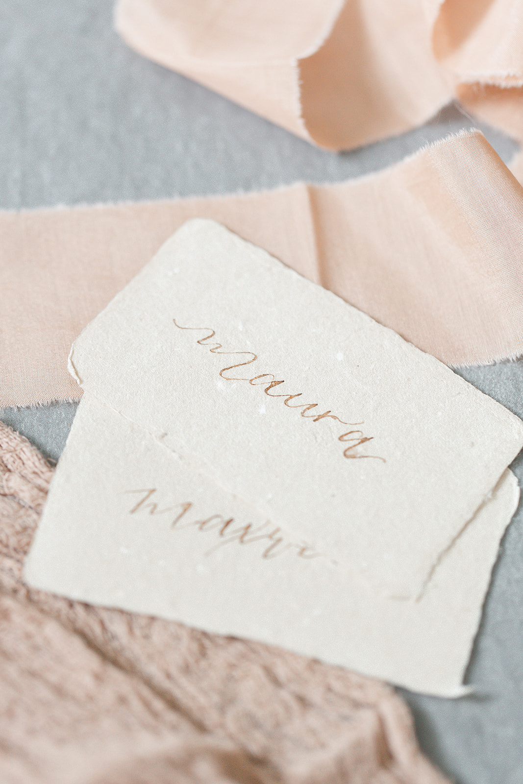 Dreamy Autumn Inspired Wedding Escort Cards - Kevin & Aly Photography