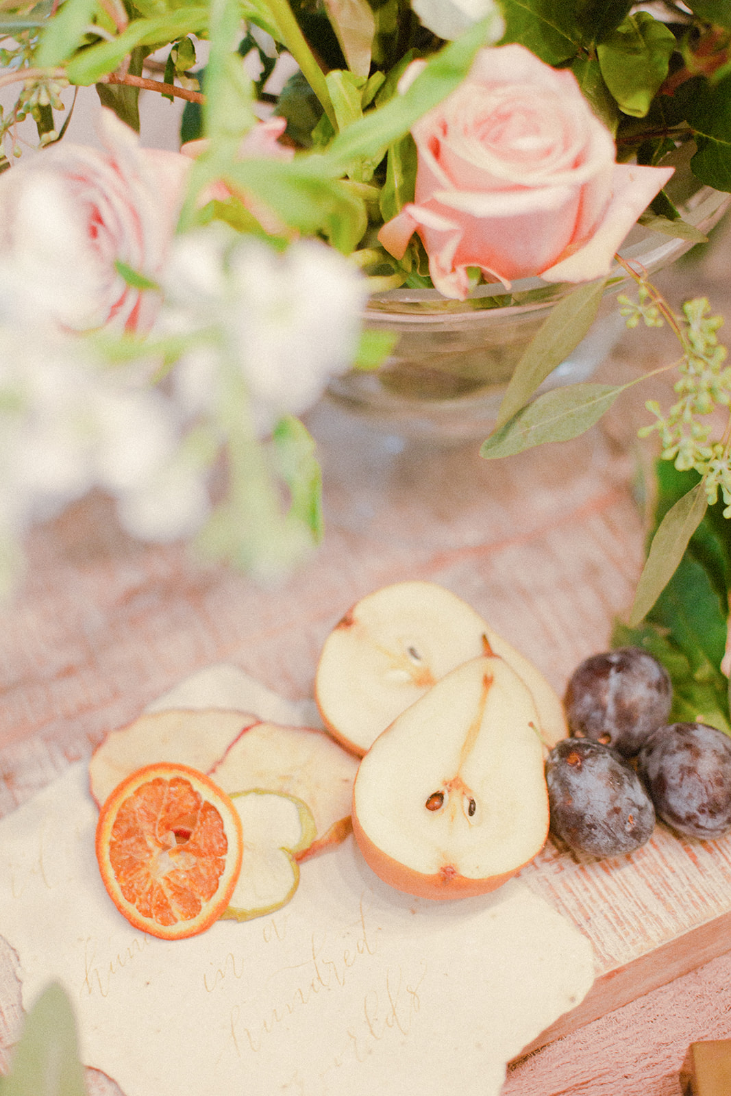 Dreamy Autumn Intimate Wedding Reception Inspiration as photographed by Kevin & Aly Photography